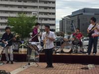 明日夜は太田市内でライブです